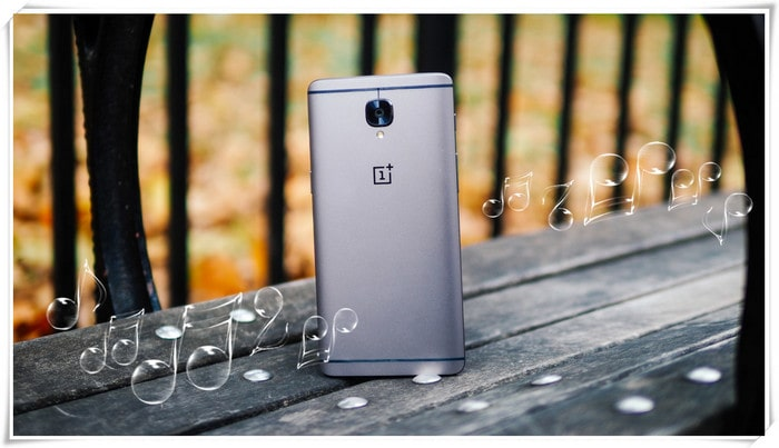 transfer OnePlus 3 or 3T music