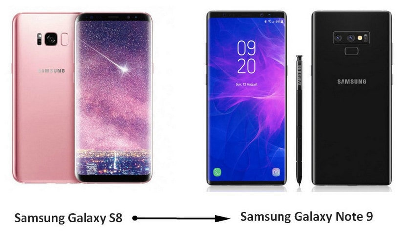 How To Transfer Data From Old Samsung To Samsung Galaxy Note 9