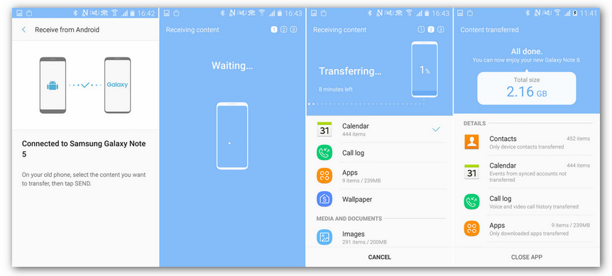 how to download samsung smart switch on samsug phone