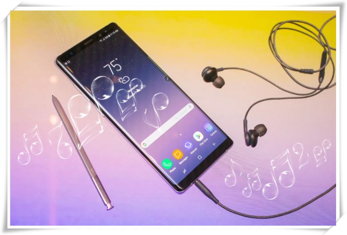 How to Download and Transfer Music to Samsung Galaxy Note 8